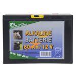 Droge batterij Alkaline 12V-60Ah