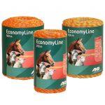 EconomyLine schrikdraad geel/oranje 3RVS