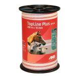 TopLine Plus schriklint wit/rood TriCond 0.30mm